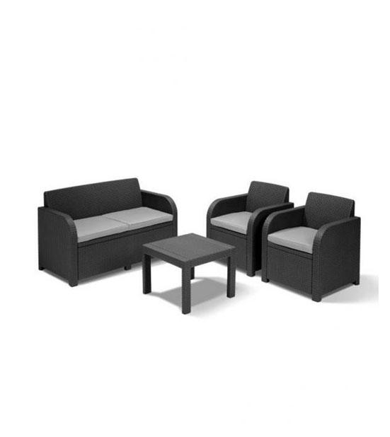 lounge sessel rattan fac events. Black Bedroom Furniture Sets. Home Design Ideas
